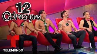 12 Corazones / Especial De Musculos (1/5) / Telemundo