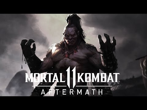 Mortal Kombat 11: All Goro Intro References [Full HD 1080p]