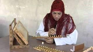 تربية وإكثار نحل العسل للمرأة الريفية  في عُمان 3 - فيلم