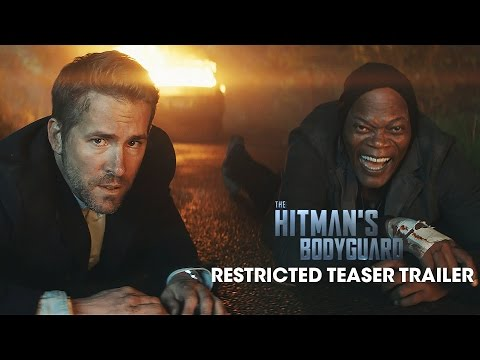 Ryan Reynolds and Samuel L Jackson Want to Kill Each Other in the First Restricted Trailer for The Hitman s