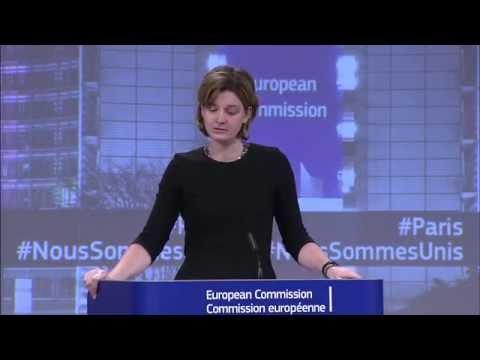 Η εκπρόσωπος της Κομισιόν για την πρόοδο των διαπραγματεύσεων Ελλάδας – δανειστών