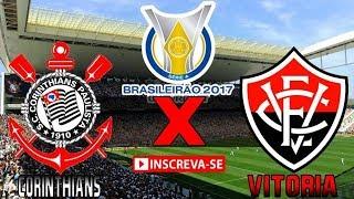 Veja o jogo do Corinthians 0 x 1 Vitória 19/08/2017 Campeonato Brasileiro 2017 Gols e Melhores Momentos AO VIVO. Link na...