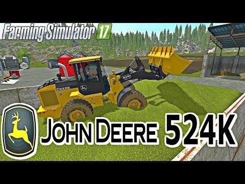John Deere 524K v1