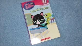A Read Out Loud Book: The Littlest Pet Shop ~ Teachers Pet
