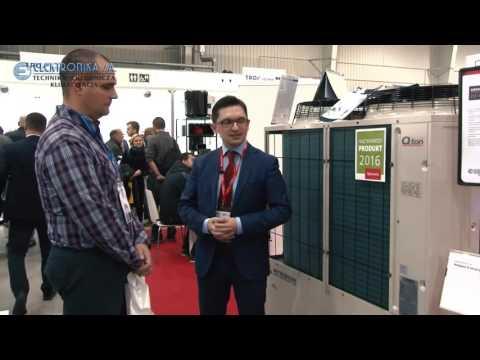 Elektronika SA: relacja z targów Forum Wentylacja Salon Klimatyzacja 2016