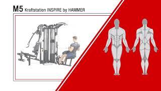 Inspire by Hammer Multigym M5