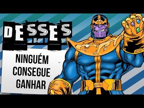 OS - Separamos neste lista os seres mais poderosos dos super herois, super vilões ou super entidades. Para esses caras não tem pra ninguém! Se inscreva no nosso canal: http://goo.gl/J8l7PJ...
