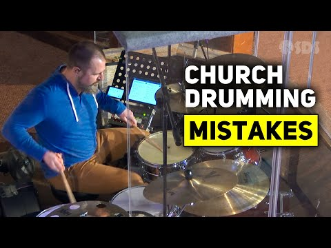 3 Tips For Drumming In Church - DRUM LESSON