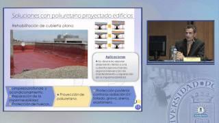 Jornada Rehabilitación de Cubiertas con Poliuretano