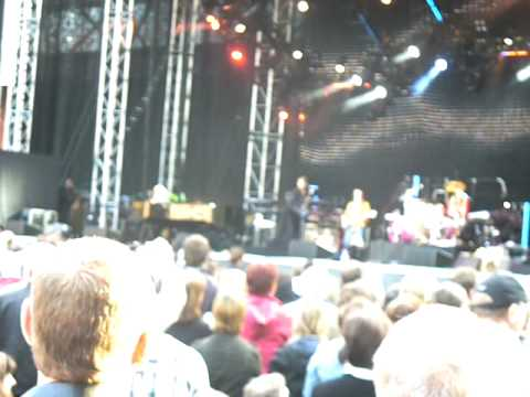 Saturday Night Live Sweden - Elton John In the city Borås in Sweden, Saturday Night.