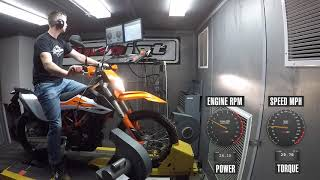 8. How Much Power Does The 2019 KTM 690 Enduro R Make?