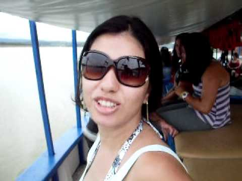 Passeio no lago Corumbá - Caldas Novas