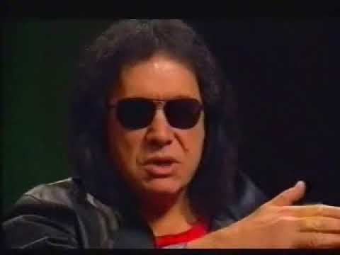 Gene Simmons - Shrink Rap With Pamela Connolly