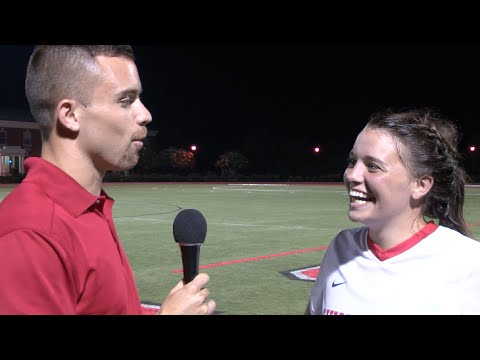 Frances Foster Post-Game vs Roanoke