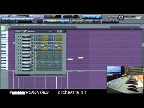 """FL Studio Beat Making Video - """"Target Practice"""" (#Gritstrumentals Ep. 10)"""