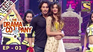 Click here to Subscribe to  SetIndia Channel: https://www.youtube.com/user/setindia?sub_confirmation=1Click here to watch all the full episodes of The Drama Company: http://www.sonyliv.com/details/show/5506217906001/The-Drama-CompanyMunna Michael star Tiger Shroff produces a sizzling performance on the stage of The Drama Company. Don't miss out on the full episode of The Drama Company to share in the fun.About The Drama Company:---------------------------------------------Cast : Krushna Abhishek, Sudesh Lehri, Sugandha Mishra, Dr. Sanket Bhosale, Ridhima Pandit, Tanaji, Aru Verma, and Mithun Chakraborty.The Drama Company will feature an eclectic mix of the finest comedians in a theatrical plot portraying different characters each week. The show will explore multiple genres of comedy - from topical to physical comedy and offer viewers a complete dose of laughter and unlimited entertainment. Starring Mithun Chakraborty as Shambu Dada,  the ring master of a crew of highly misfit characters including Ali Asgar, Dr. Sanket Bhosale, Sugandha Mishra, Krushna Abhishek, Sudesh Lehri, Ridhima Pandit, Tanaji and Aru Verma. Every episode will feature the team of misfits aspiring to make a blockbuster play to impress Shambhu Dada in exchange for a promise of a world tour. But as luck would have it, nothing will go right. The hilarious turn of events will push the madcap team to start afresh with a brand-new play every week. Little do they know that Shambu Dada is a sham, whose is running his own business by selling tickets for the play.Dear Subscriber, If you are trying to view this video from a location outside India, do note this video will be made available in your territory 48 hours after its upload time.More Useful Links :Visit us at : http://www.sonyliv.comLike us on Facebook : http://www.facebook.com/SonyLIVFollow us on Twitter : http://www.twitter.com/SonyLIV Also get Sony LIV app on your mobileGoogle Play - https://play.google.com/store/apps/details?id=com.msmpl.livspor