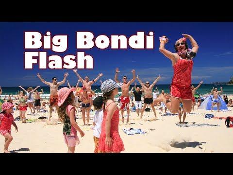 Bailes flashmob playas australia dj dan murphy