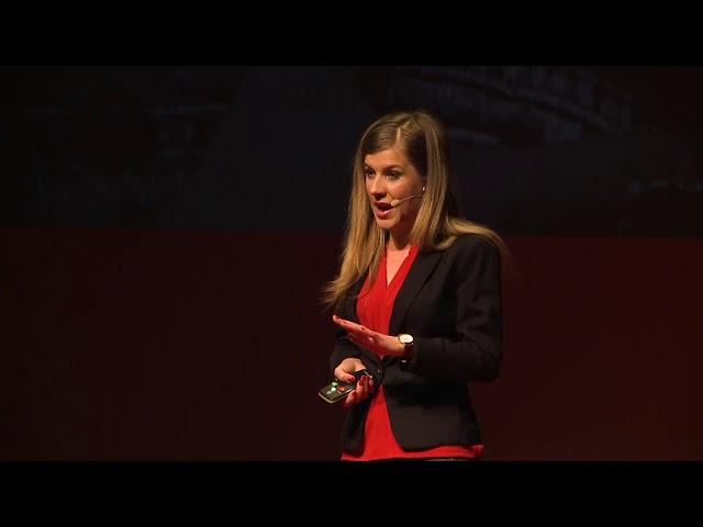 Pánikban a jövőtől |  Megyeri Mirtill | TEDxYouth@Budapest 2019