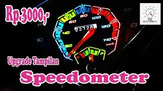 Video Cara Upgrade Tampilan Speedometer. Cuma Rp.3000,- MP3, 3GP, MP4, WEBM, AVI, FLV September 2018