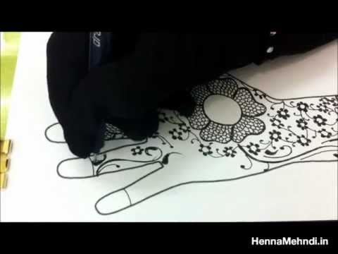 0 Persian Henna [Henna Video]