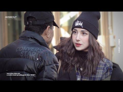 😂 foreigner pranking koreans in perfect korean (german ver.) | prank