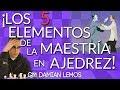 Los 5 Elementos De La Maestr A   En Ajedrez  M Todo Maestro
