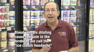 Ice Cream Headaches: First With Kids - Vermont Children's Hospital, Fletcher Allen