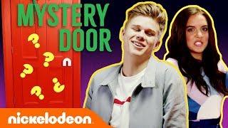Video Mystery Door Challenge w/ Jace Norman, JoJo Siwa, Owen Joyner & More ⁉️ Play if You Dare! | Nick MP3, 3GP, MP4, WEBM, AVI, FLV Oktober 2018