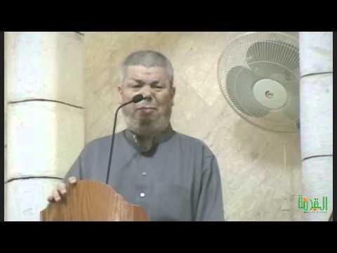 خطبة الجمعة لفضيلة الشيخ عبد الله 17/5/2013