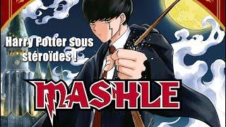 Mashle - Découverte manga