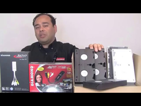How to convert your VHS to DVD or Digital Files - Part 1
