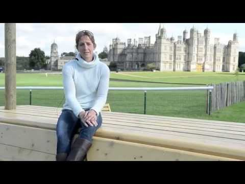 Caroline Powell's thoughts on Burghley 2014 cross-country course [VIDEO]