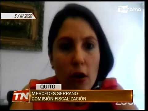 Asamblea analiza si censura y destituye a la ministra de gobierno Romo