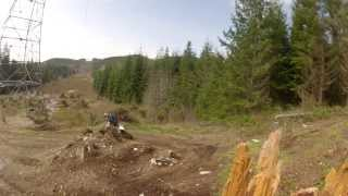 5. 2006 YZ250 Two-Stroke NW Woods Ride - April '14 - Vol 3