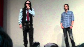 Video Tommy Wiseau Q&A at University of Tennessee MP3, 3GP, MP4, WEBM, AVI, FLV Agustus 2018