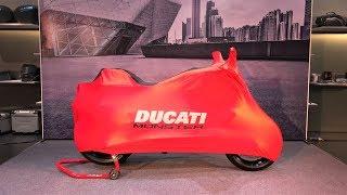 7. 2018 Ducati Monster 821