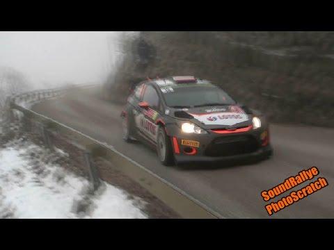 Kubica - SlowMotion - Rallye Monté Carlo 2015 [HD]