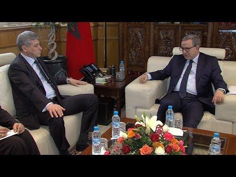 تعزيز التعاون بين المغرب وتونس محور مباحثات بالرباط
