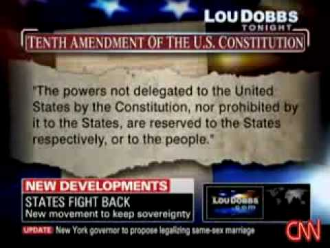 NEW 28 States asserting State Sovereignty
