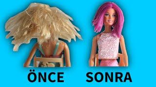 Video Barbie'nin Saçını Boyuyoruz Cem Yılmaz'la Buluşuyor Barbie Kuaförde DIY MP3, 3GP, MP4, WEBM, AVI, FLV Desember 2017