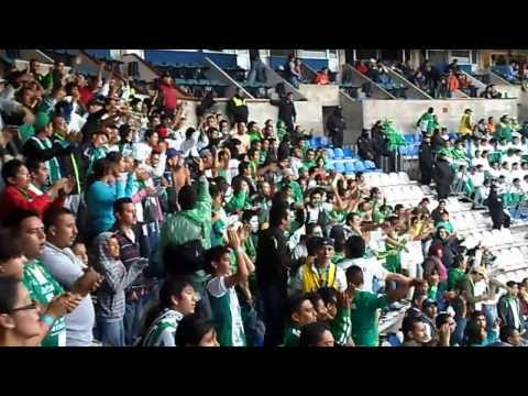 Pachuca vs León J4 Los De Arriba - Los Lokos de Arriba - León