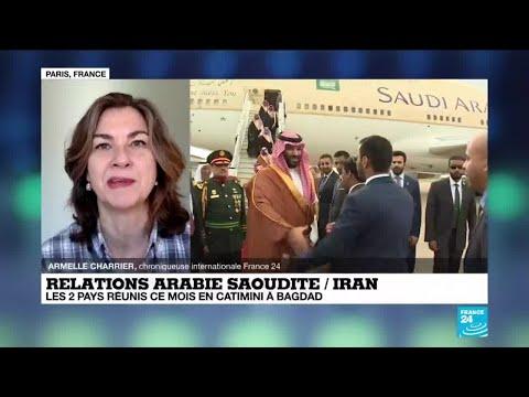 Relations Arabie Saoudite / Iran : les deux pays réunis en avril en catimini à Bagdad