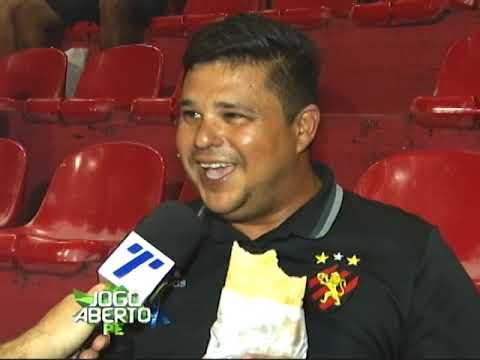 [JOGO ABERTO PE] Sport vence Ceará e sai da zona do rebaixamento