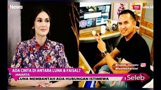Video Penampilan  Berhijab, Luna Maya Dipuji Pengusaha Malaysia Faisal - iSeleb 13/03 MP3, 3GP, MP4, WEBM, AVI, FLV Maret 2019