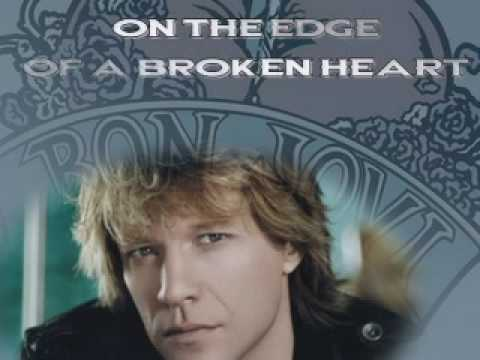 BON JOVI - Edge Of A Broken Heart (audio)