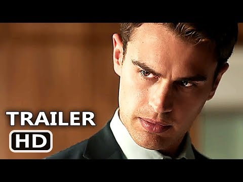 BACKSTABBING FOR BEGINNERS Trailer (2018) Theo James, Thriller Movie