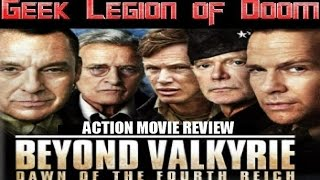 Nonton BEYOND VALKYRIE DAWN OF THE FOURTH REICH ( 2016 Stephen Lang ) Action Movie Review Film Subtitle Indonesia Streaming Movie Download