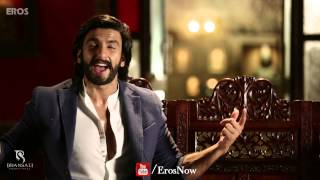 Ranveer Singh invites you to check out the song 'Nagada Sang Dhol' - Ram-leela