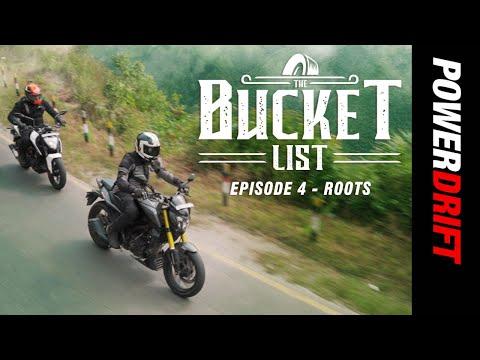 Roots   The Bucket List   Episode 4   PowerDrift