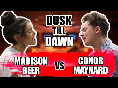 Dusk Till Dawn <br>Sing Off vs. Madison Beer<br><font color='#ED1C24'>CONOR MAYNARD</font>